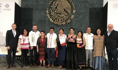 Inaugura INALI las actividades del Congreso Internacional de Lenguas en Riesgo