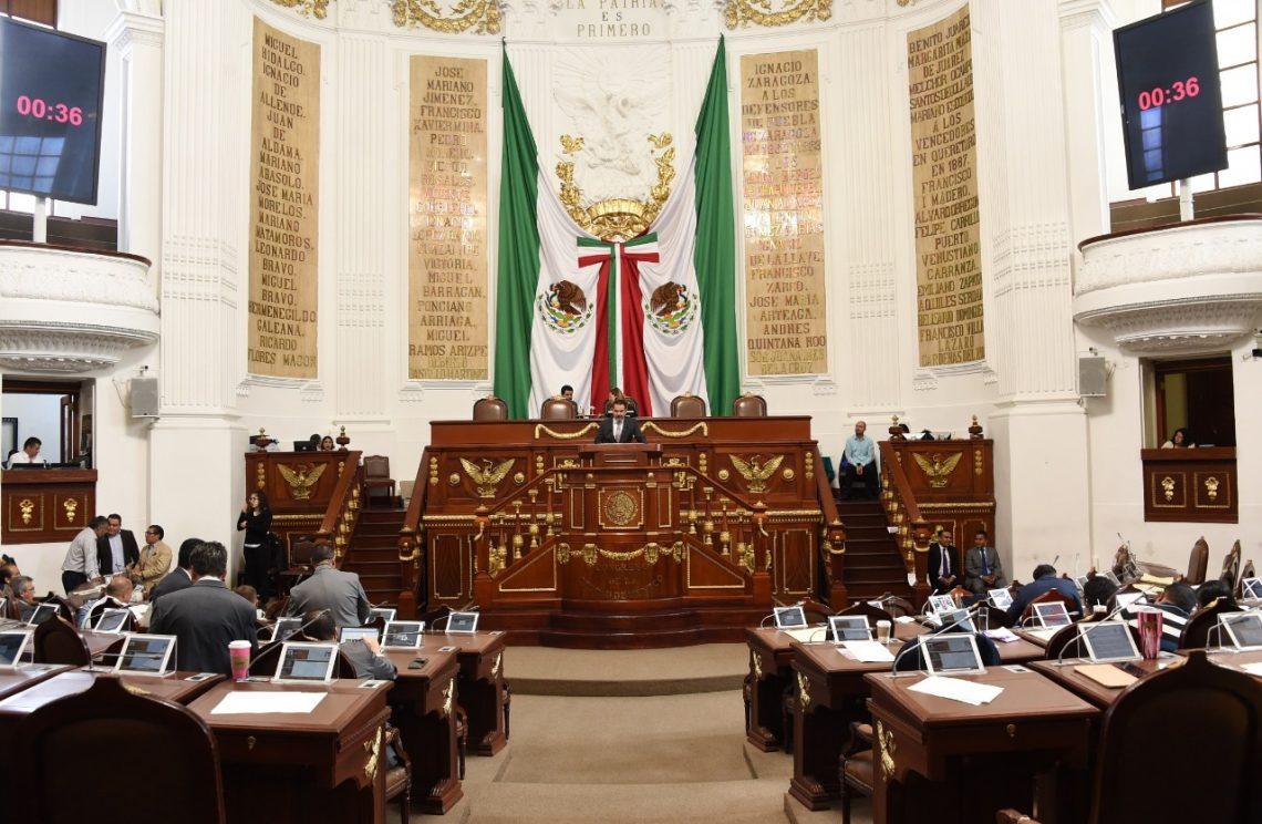 Presentan iniciativas en materia de Régimen Patrimonial y Servicios Públicos, Educación, Bibliotecas, Establecimientos Mercantiles y Jóvenes