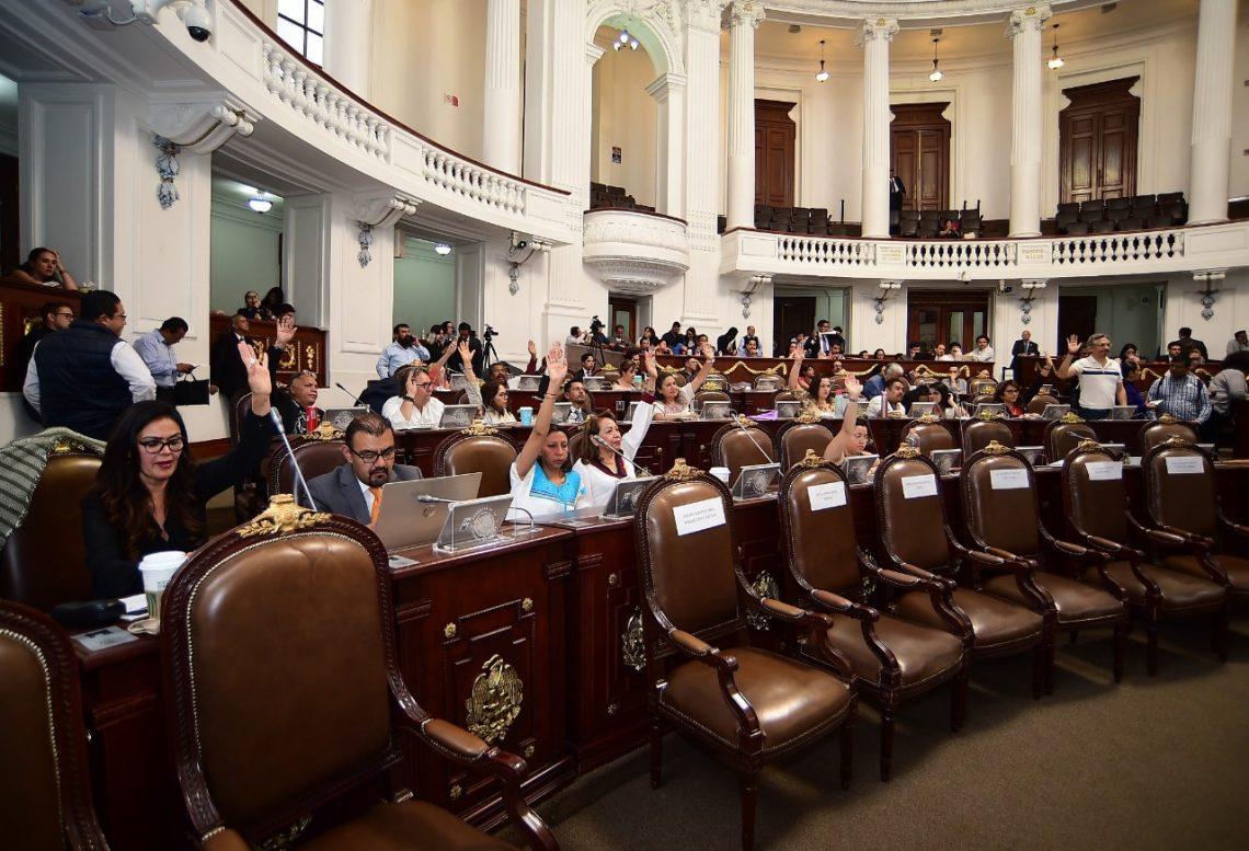 El Congreso de la Ciudad de México se suma a la convocatoria #UnDíaSinNosotras