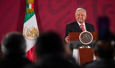 Presidente López Obrador encabeza apertura del Padrón de Confianza Ciudadana