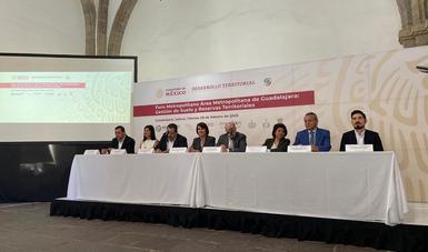 Impulsan Sedatu y Senado de la República innovación en la gestión de suelo metropolitano
