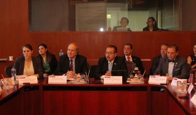 México y Estados Unidos fortalecen la cooperación bilateral en materia de no proliferación de armas de destrucción en masa