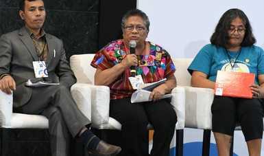 Diálogo, análisis y propuestas durante la primera jornada del Evento de Alto Nivel, en Los Pinos
