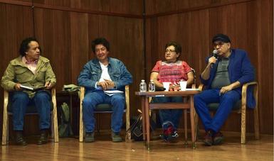 Rememoran en conversatorio los orígenes del sindicalismo en el INAH
