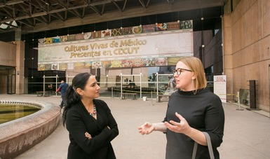 Explora diplomática de Polonia posibles intercambios con el CECUT