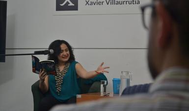 Gabriela Román retrata con monólogo situación de  desplazados por la migración