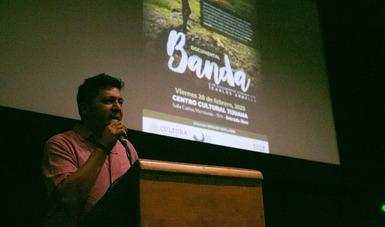Proyectó el CECUT Banda, inspirador documental sobre el poder de la música