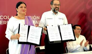 La Secretaría de Cultura y el Gobierno de Colima trabajarán para detonar procesos culturales en la región