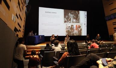 """Presentación del ciclo """"Más allá de la cuarta pared"""" en apoyo de la asociación La Cana"""