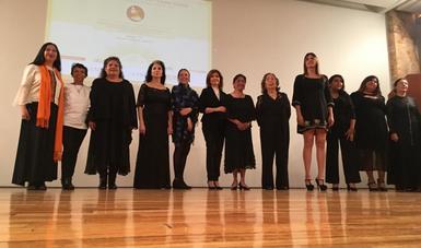 Celebran en Bellas Artes el Festival Nacional de las Letras Leona Vicario con recital femenino de narrativa oral