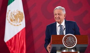 Se mantiene fortaleza del peso mexicano con pronóstico positivo para nuestra economía, afirma presidente