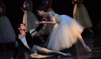 Un deleite visual y coreográfico ofreció la Compañía Nacional de Danza con la obra Giselle