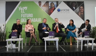 STPS, responsable de conducir el debate nacional sobre el futuro del trabajo