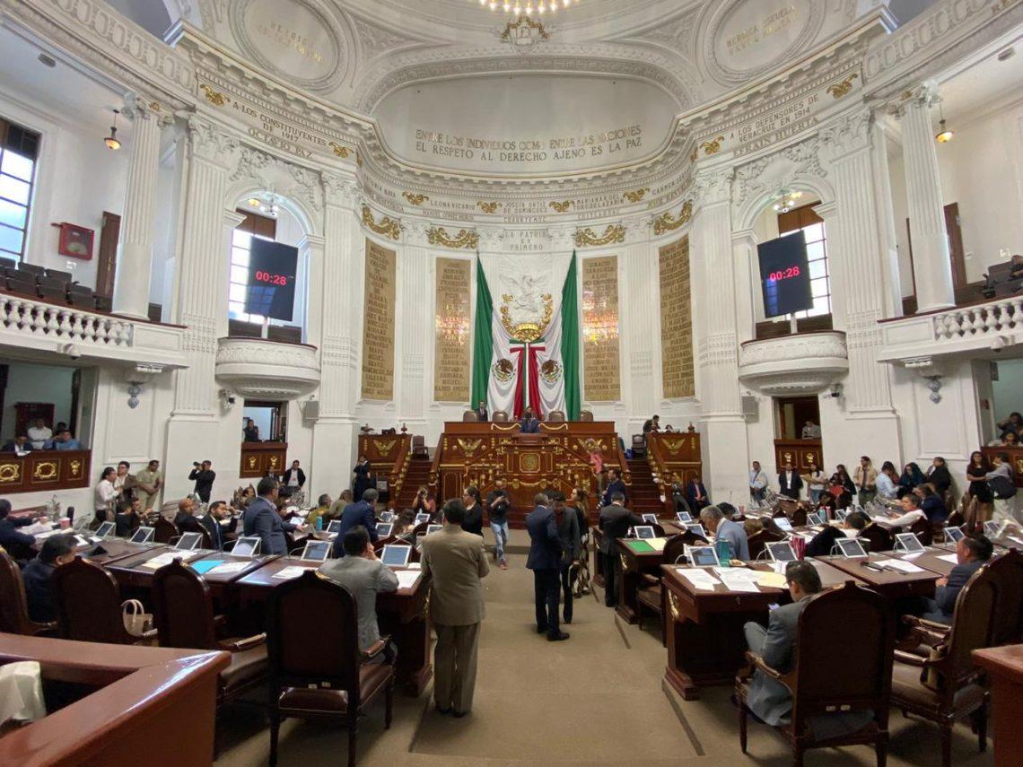 Proponen adicionar el derecho a una legítima defensa ante visitas administrativas en la ciudad de México