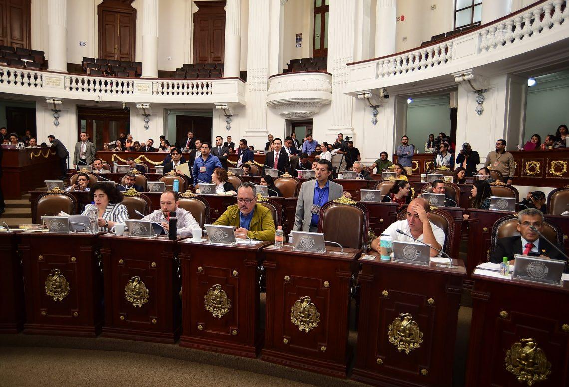 Impulsan reformas a la Constitución local, leyes Orgánicas del Congreso capitalino y de las alcaldías