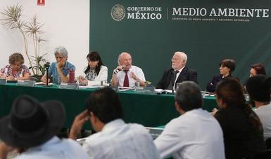 Autoridades y representantes del Toxitour establecen canales de coordinación para garantizar el cumplimiento de acuerdos