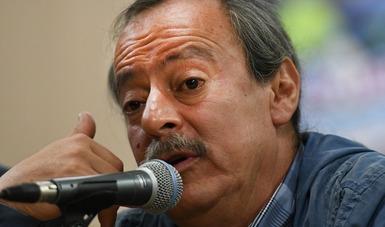 Fritz Glockner reveló en el CECUT el papel del expresidente Echeverría en la represión a la guerrilla