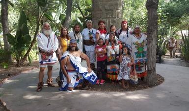 Ofrecerá el Grupo de Danza Xinachtli Ticuán clases de danza azteca en el CECUT