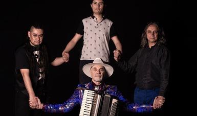 TONANTZIN, nueva agrupación de Humberto Álvarez, presenta su más reciente disco en la Fonoteca Nacional