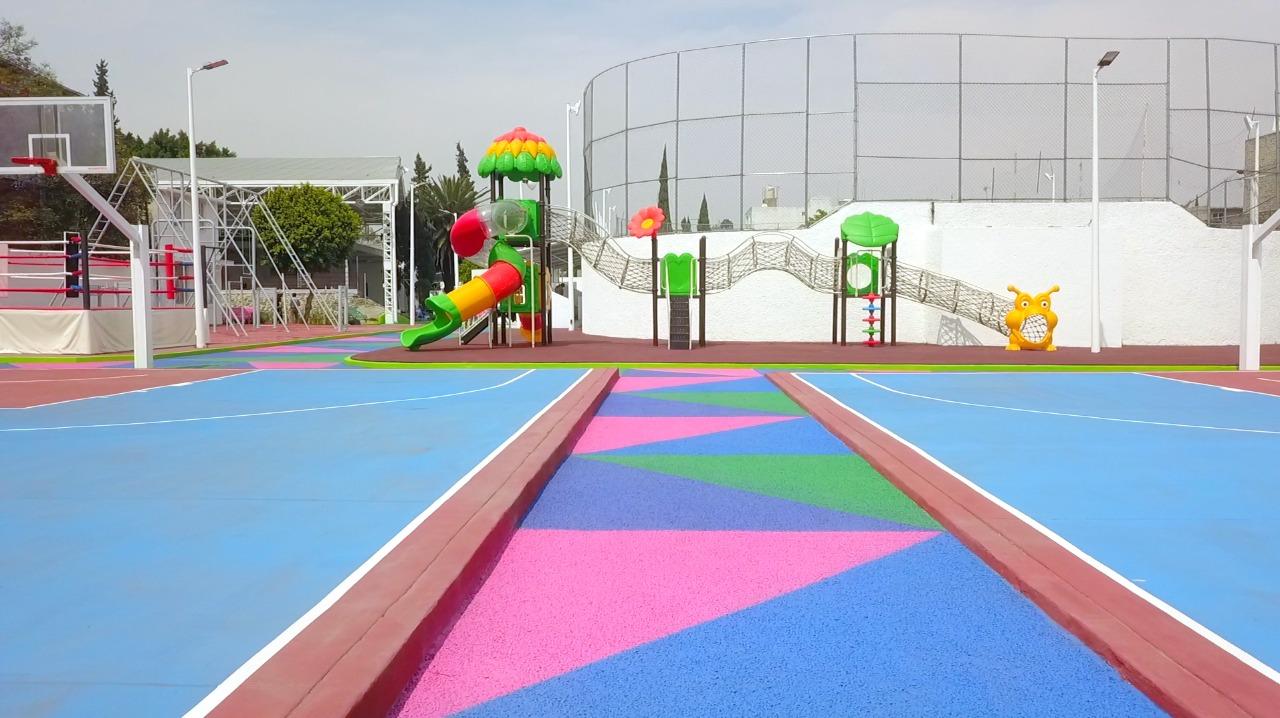 Encabeza Jefa de Gobierno inauguración de ciclovía y rehabilitación del Parque Pantitlán