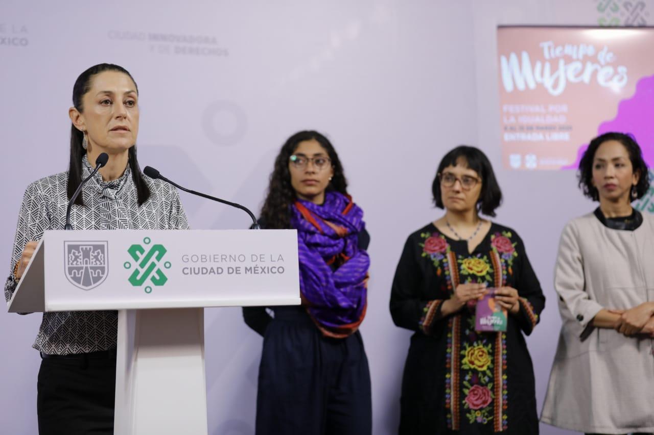 Invita Gobierno de la Ciudad de México a 2da edición del Festival