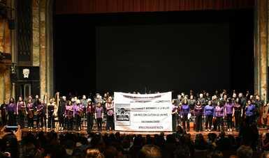 Equitativa en la Orquesta Sinfónica Nacional
