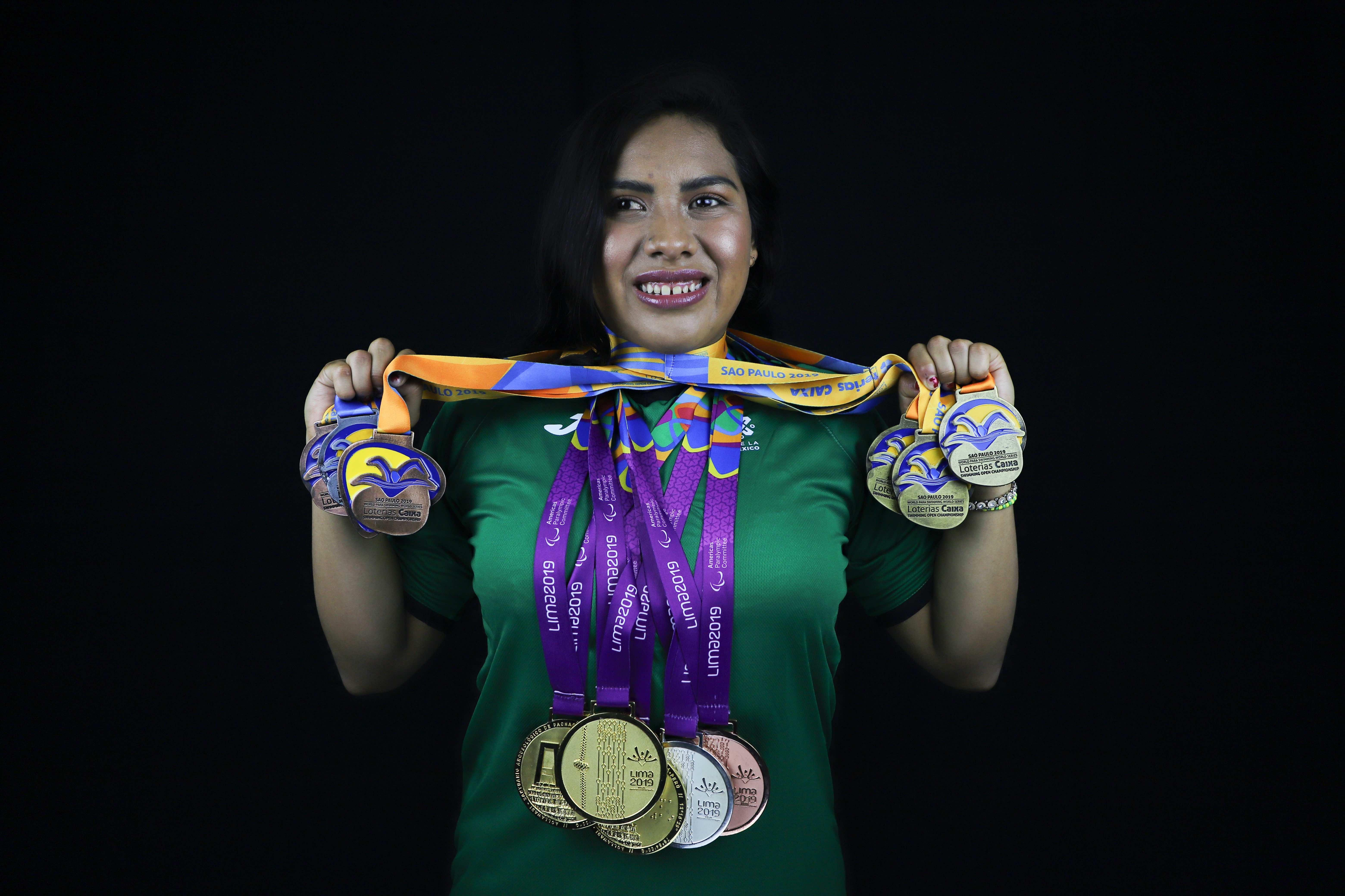 Brillan las mujeres en el deporte de la Ciudad de México