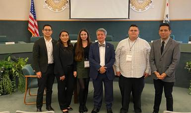 Consulado de México en Calexico organiza primer foro binacional sobre tráfico ilícito de armas de Estados Unidos hacia México
