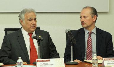 Firma Miguel Torruco convenio con el INAES para impulsar el desarrollo turístico sustentable