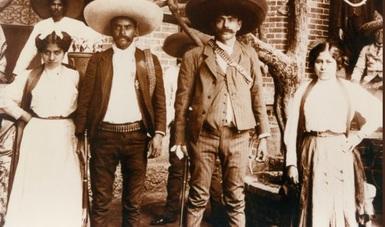 Llega la exposición de Emiliano Zapata al Congreso del  Estado de Tlaxcala