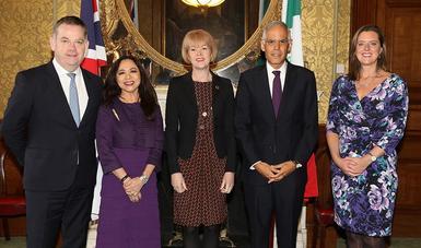 México y Reino Unido impulsan una nueva etapa de coordinación en la relación bilateral