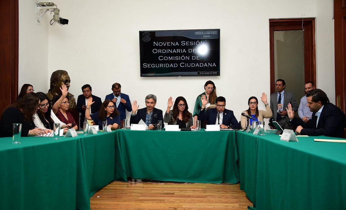 Aprueban en la Comisión de Seguridad Ciudadana dictamen para garantizar la convivencia adecuada de menores con padres o madres presos