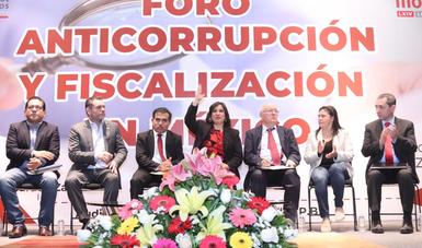 En 2019 Función Pública realizó observaciones por 544 mil mdp: secretaria Sandoval Ballesteros ante diputados
