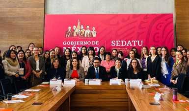 Lanzan Sedatu, ONU Mujeres México e Inmujeres, la Convocatoria Mujeres en el Territorio
