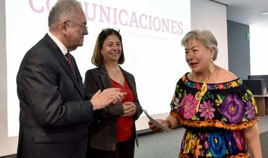 La mujer en la SCT, hito fundamental en la historia del país: Jiménez Espriú