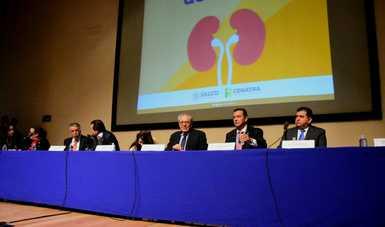 Gobierno federal trabaja en estrategia nacional para atender problemas renales en México