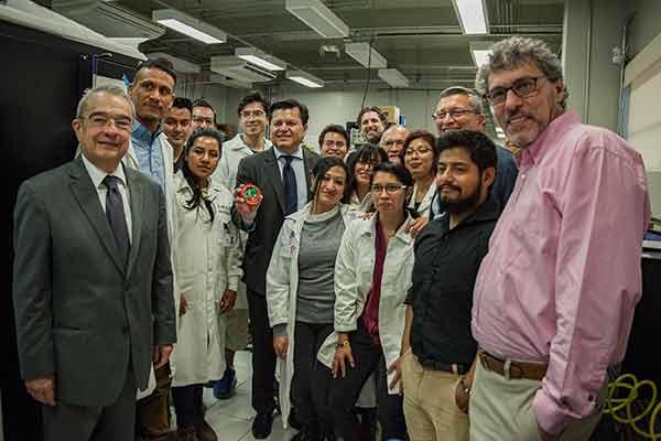Analiza la NASA colaboraciones con la UNAM