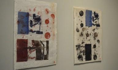La artista mexicana Nunik Sauret muestra su producción actual en el Museo Nacional de la Estampa