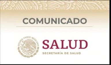 Secretaría de Salud informa con respecto al vuelo con destino a la ciudad de San Salvador, El Salvador
