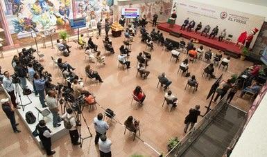 Lanza Gobierno de México estrategia en producción y consumo de frijol