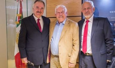 Designan como encargado de despacho del Inifap a Luis Ángel Rodríguez del Bosque