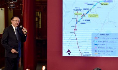 Presenta SCT proyecto de conectividad hacia  el Aeropuerto Internacional Felipe Ángeles