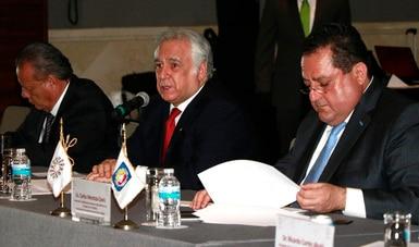 Recibe Miguel Torruco propuestas del sector privado para periodo de emergencia