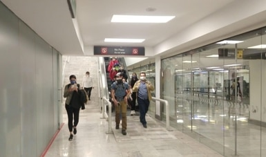 Arriban al país más de 400 mexicanos provenientes de Perú