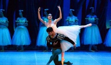 La presentación de obras de autores internacionales han catapultado a la Compañía Nacional de Danza