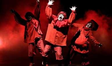La compañía de Teatro La Gorgona acerca una original propuesta teatral a jóvenes audiencias