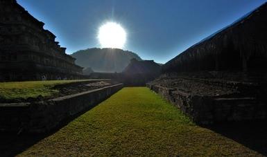 Las marcas del Sol sobre edificios prehispánicos hicieron visible el tiempo y el momento de sembrar