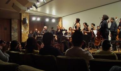 La Sala Manuel M. Ponce y el Auditorio Silvestre Revueltas, sedes de la OCBA