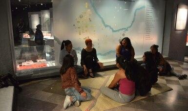 Profesionales dedicadas a estudiar, conservar y difundir la antigua Tenochtitlan compartieron sus vocaciones