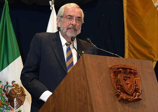 Mensaje del rector Enrique Graue Wiechers en relación con la contingencia de la COVID-19